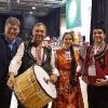 Con una rappresentanza del gruppo bulgaro Ritmika Folk Lab