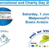 La locandina dell'International Day 2019