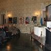 Un momento della resentazione nel salone Radetzky a Palazzo Cusani