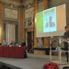 A Como, Villa Olmo, un momento della presentazione