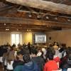 A Monza, Villa Reale, un momento della presentazione