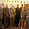 Varese, in visita al Comando Provinciale dei Carabinieri