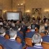 Milano, Palazzo Cusani, un momento della presentazione