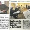 Monza, presentazione in Villa Reale, rassenga-stampa