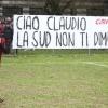 L'ingresso in campo di Pippo Inzaghi