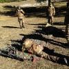 16.10.13, Bousson: esercitazione di tiro al Poligono Val Thuras