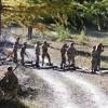 16.10.13; Bousson: esercitazione di tiro al Poligono Val Thuras