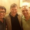 Con Dario Ballantini e Max Pisu