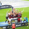 Gli Hearts alzano la Scottish Cup