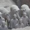 Esercito di Terracotta, dettaglio