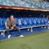 Santiago Bernabeu, panchina Mourinho