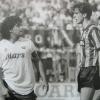 1989: battibecco tra mardaona e Berti in Inter-Napoli 2-1