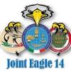 Il logo dell'Esercitazione Eagle Joker 14