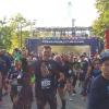 Al traguardo della Dash the Finish Line 5km in Central Park