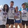 Staffetta Milano Marathon 2014, 6.4.14