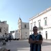 Racale, piazza San Sebastiano