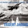 Ex Trident Jaguar 15, poster celebrativo