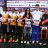 17 marzo, Palazzo Cusani, Presentazione Half Marathon, Atleti