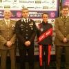 17 marzo, Palazzo Cusani, Presentazione Half Marathon, Atleti e Generali EI e CC