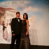Sul palco con Monica Somma