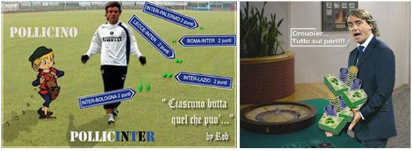 Mancio al Casinò e Mancio Pollicino (by Rob, ottobre 2004)