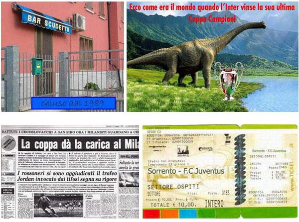 BarScudetto, Era Glaciale Inter, Mitropa Milan e  JuveTicket