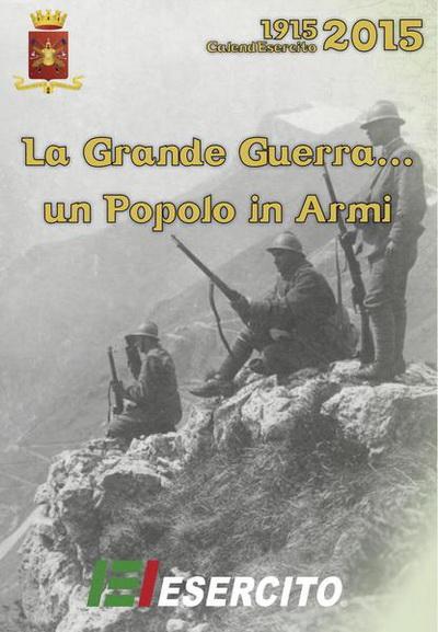 Esercito: Calendario 2015 su italiani e Grande Guerra