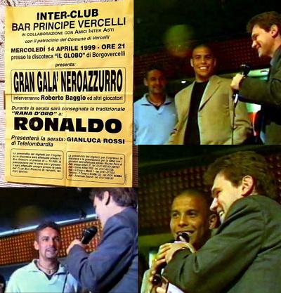 Vercelli 1999 Baggio Ronaldo Collage Sito